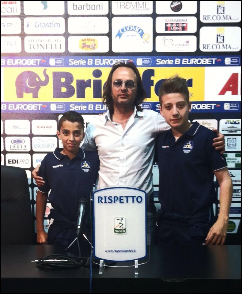 Gianluca Grande con Andrea Di Lelio e Danilo Reali (2)