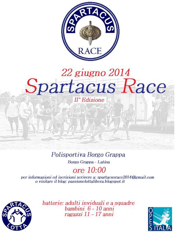 SPARTACUS-RACE-LATINA