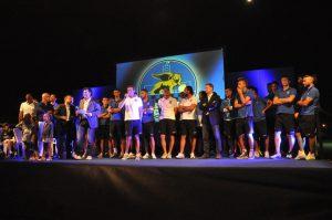 Presentazione Latina Calcio - Squadra e dirigenza