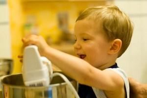 bambino-cucina