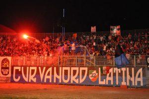 Presentazione Latina Calcio - La Curva Nord