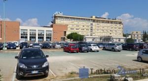 ospedale-sm-goretti-latina-parcheggio-latina24ore