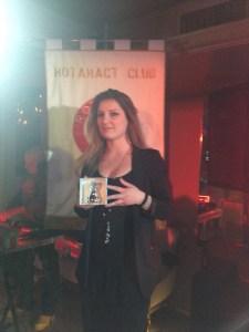 Simona Mulè riceve premio per il sociale (1)