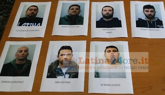 arrestati-tifosi-latina-pescara-ultras