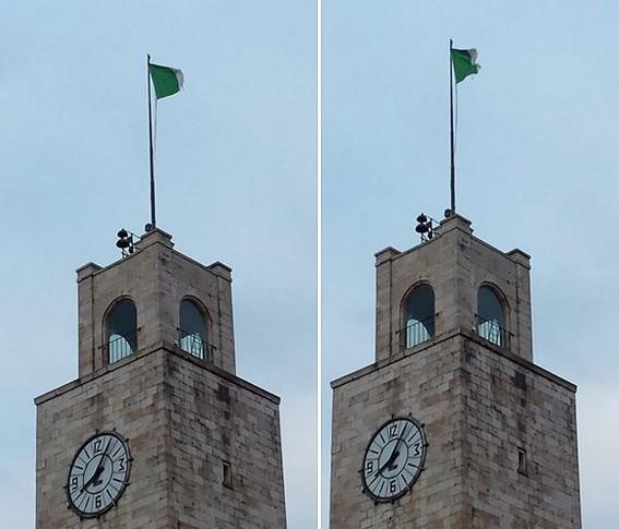 comune-latina-bandiera-strappata
