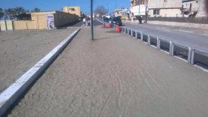 pista-ciclabile-latina-lido-sabbia