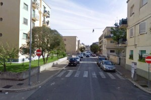 Via Corridoni Latina