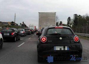 auto-traffico-pontina