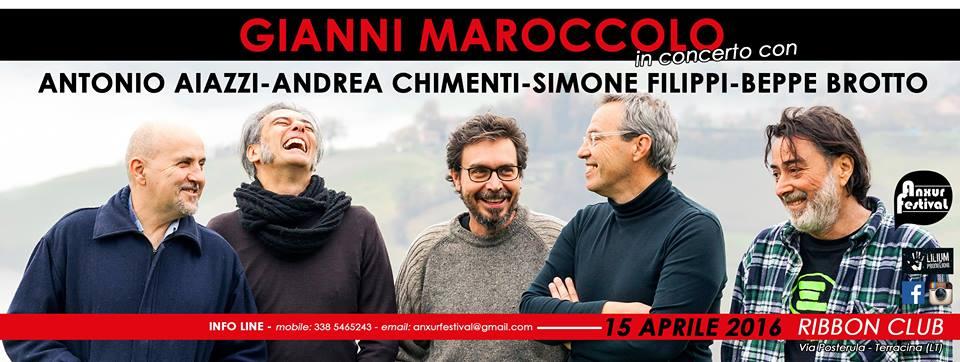 gianni maroccolo - ribbon - terracina - 2016