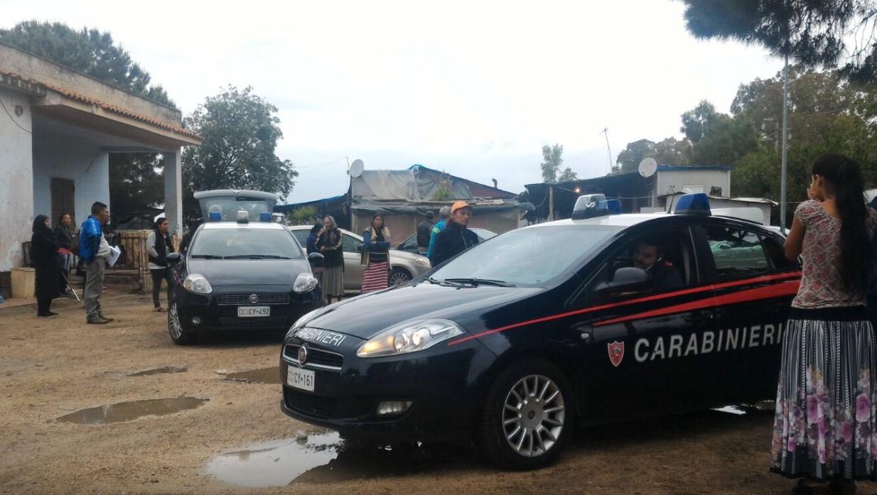 carabinieri-alkarama-campo-rom
