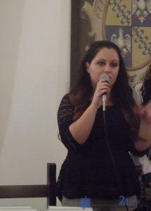 Silvia Centra, rappresentate del comitato Attività Sismica Latina