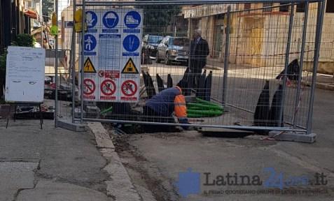 open-fiber-lavori-latina-viamonti-2018-2