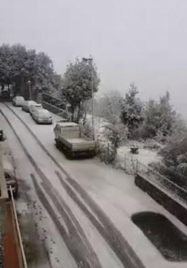 Neve a Bassiano 2018