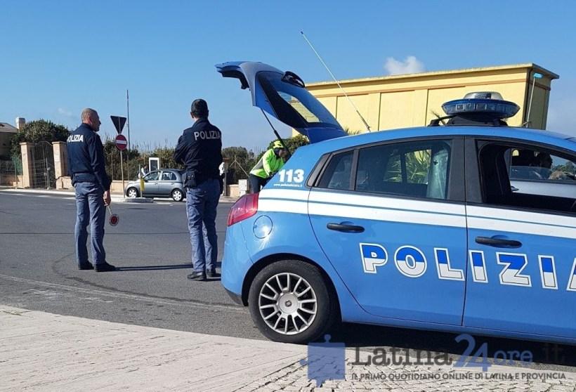 polizia-capoportiere-latina-lido