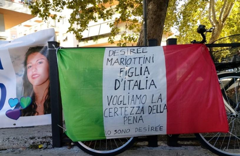 manifestazione-desiree-mariottini-processo-roma