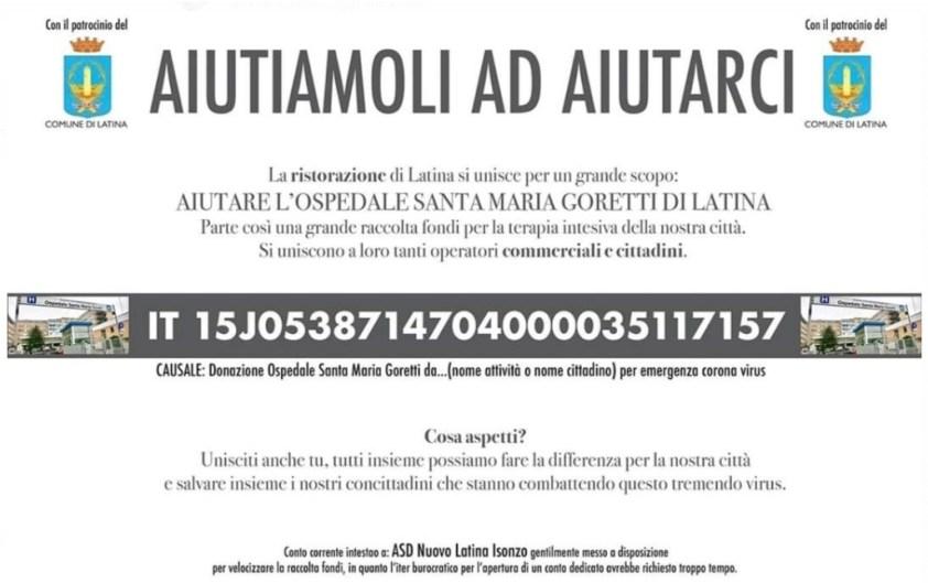 fondi-coronavirus-latina