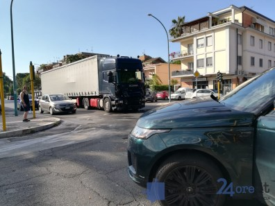 incidente via don torello