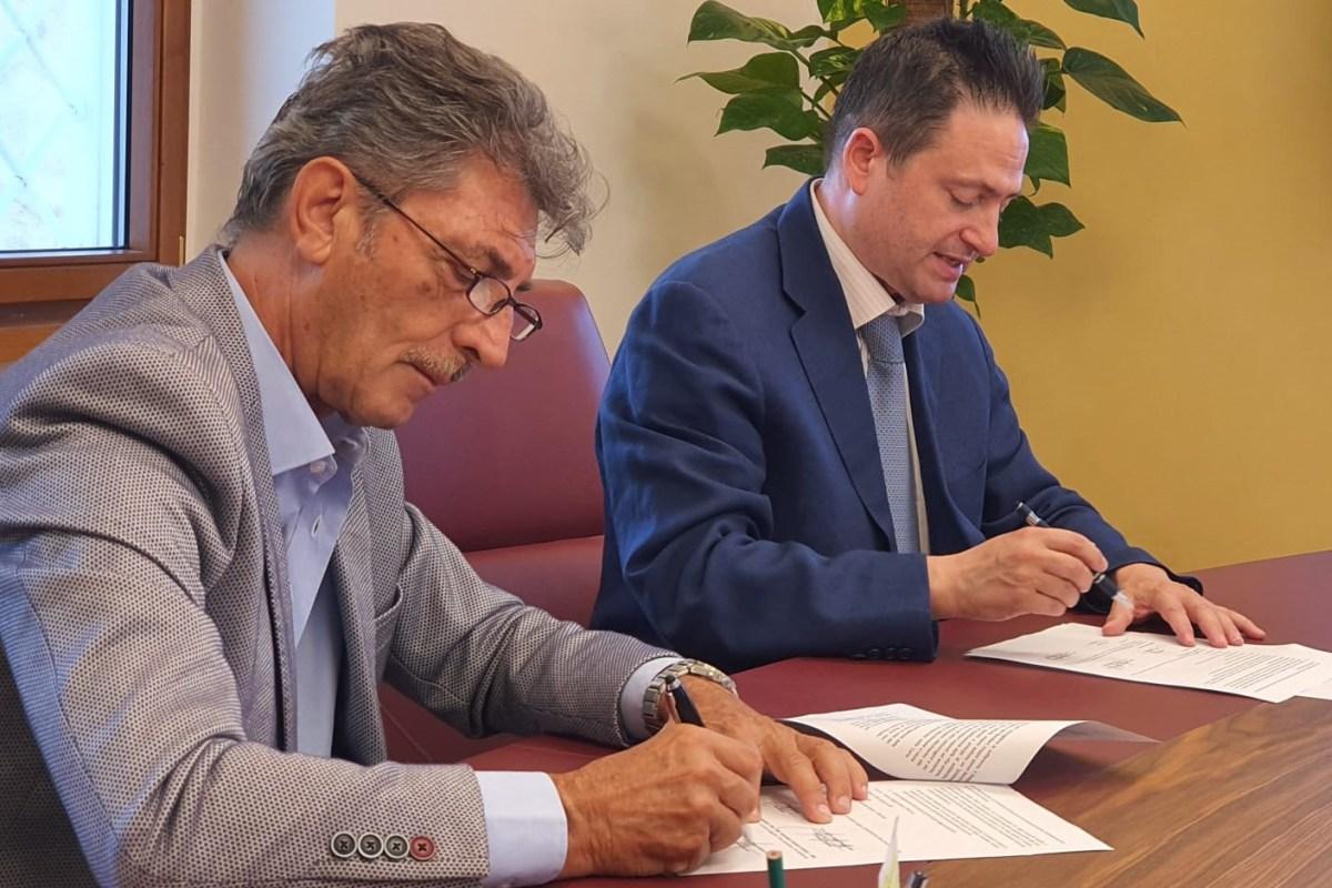 Bonanni Zannetti, firma del Protocollo ONA UAI