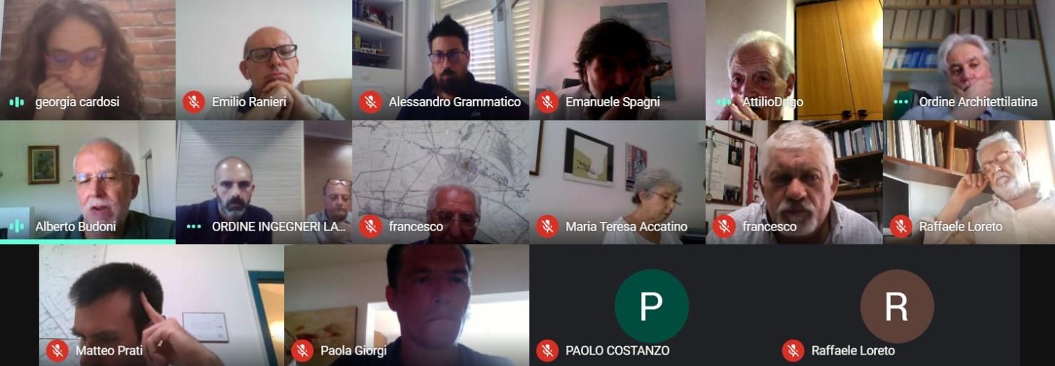 Urban Center Latina Getta Le Basi Per Lo Sviluppo Urbanistico Del Territorio Latina24ore It
