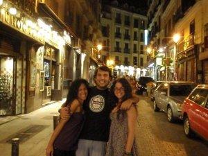 Couchsurfing Madrid