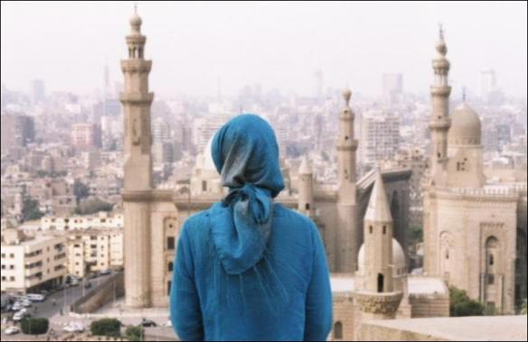 Hijabi in Cairo Egypt