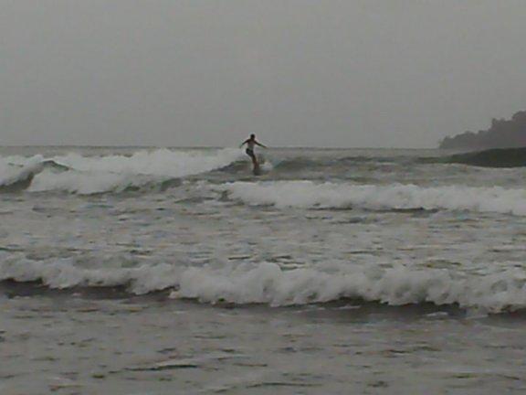 Panama adventures, Bocas Del Toro surfing