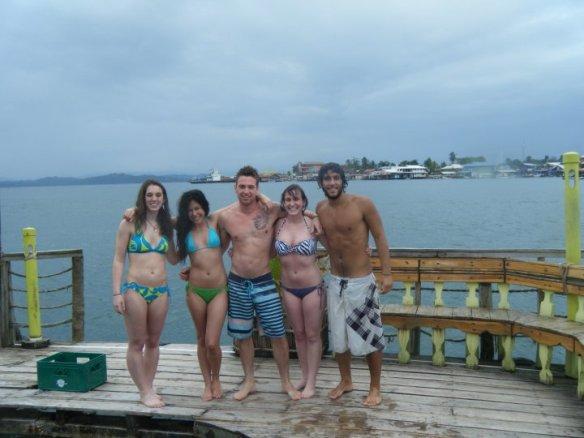 Panama Bocas Del Toro hostel