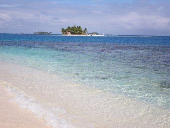 Panama San Blas Islands, Caribbean island hopping
