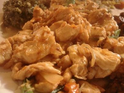 chicken tibs