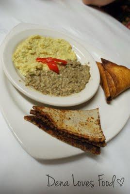 Ethiopian hummus