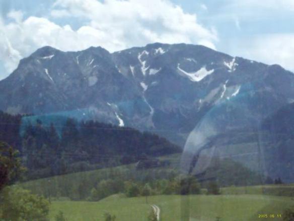 Europe 2005, Alps