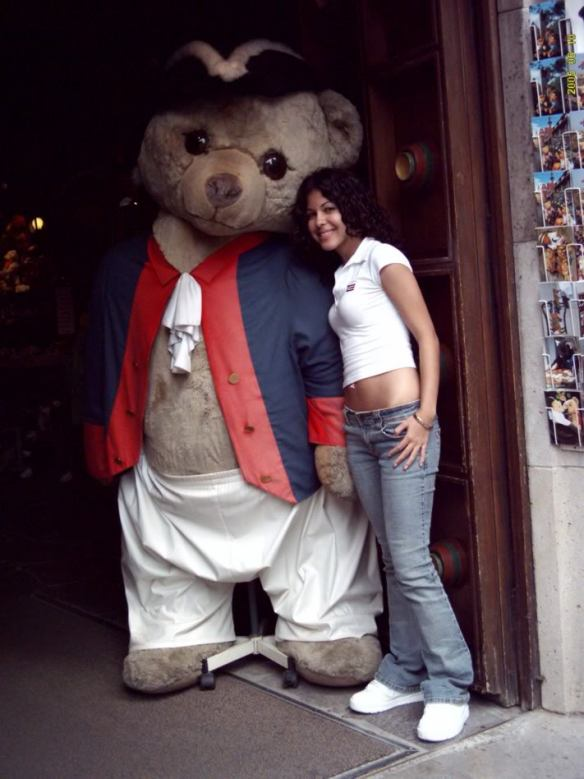 Europe 2005, Rothenburg bears