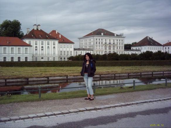 Euro Trip, Munich palace