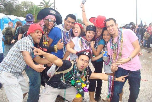 Gasparilla Parade 2010