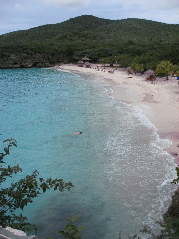best beaches of Curacao, Kenepa Grande