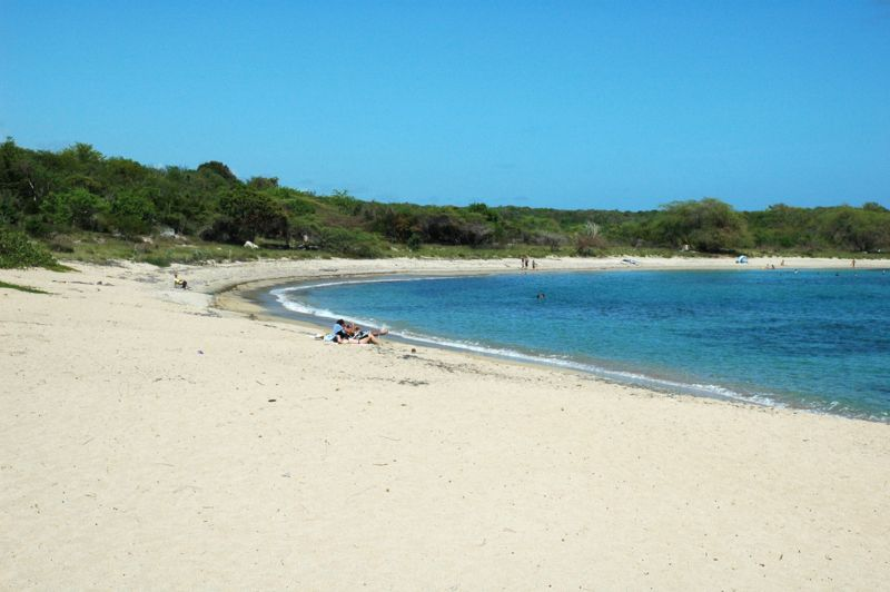 Manglillo Beach - Playa Santa, Guanica vicinity