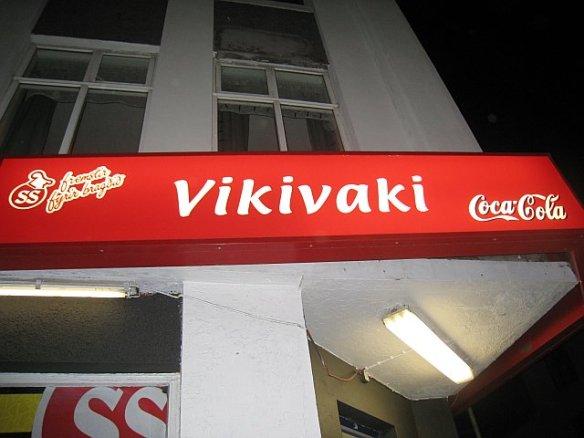 Icelandic food, Vikivaki