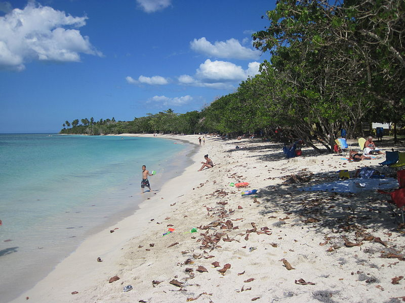 Playa Buye, vicinity of Playa Santa, Guanica
