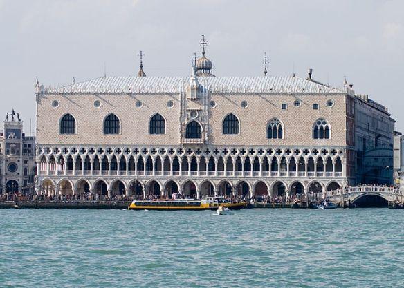 Euro trip, Venice Doges Palace