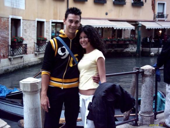 Euro trip, Venice and Italian cutie