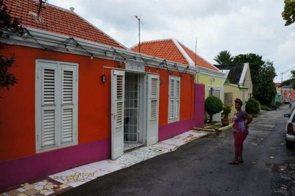 travel without a plan, Villa Colombia, Curacao