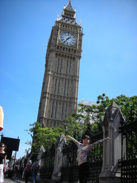 FriFotos Big Ben clock