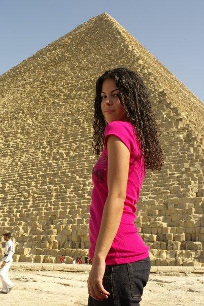 life after travel, Pyramid of Giza