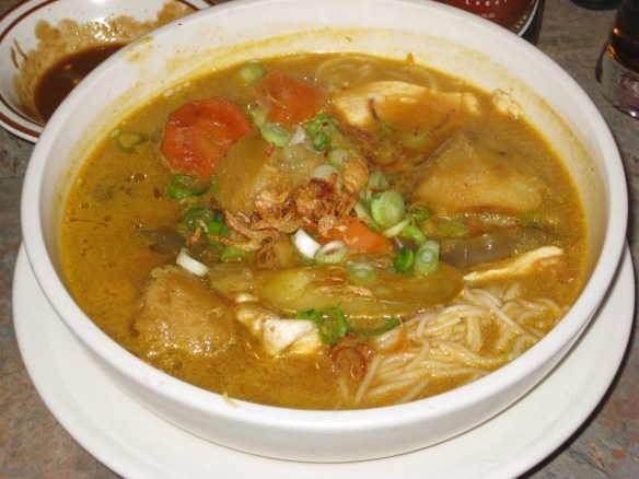 Asian curries list, Vietnamese curry soup