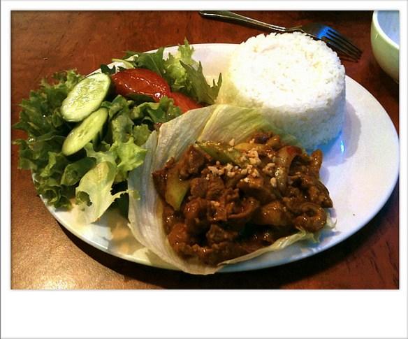 Vietnamese goat curry