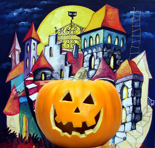 European Halloween traditions and festivals (list and photos)
