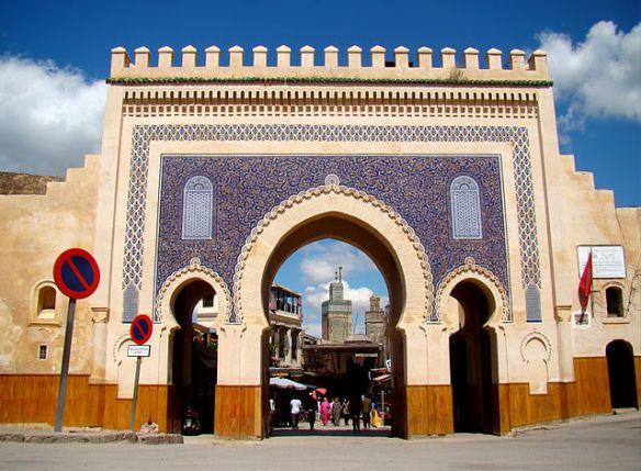 Fes Bab Bou Jeloud