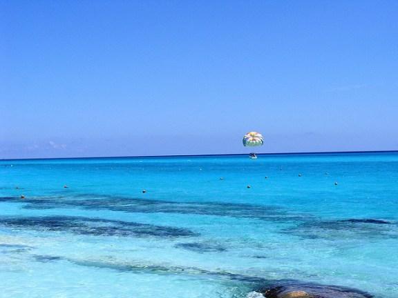 Playa Del Carmen beach, Quintana Roo