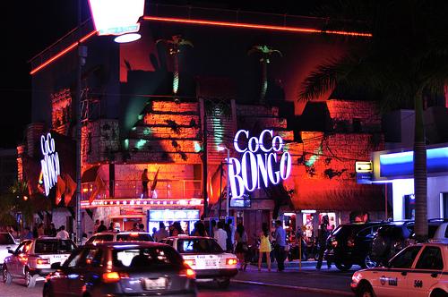 things to do in Playa Del Carmen, Coco Bongo