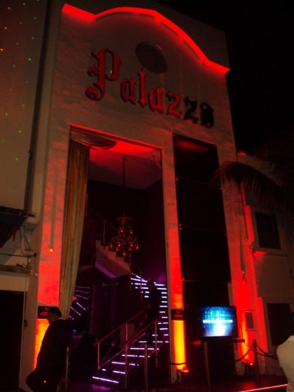 Playa Del Carmen nightclubs review, Palazzo